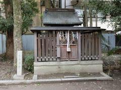 上御霊神社厳島神社