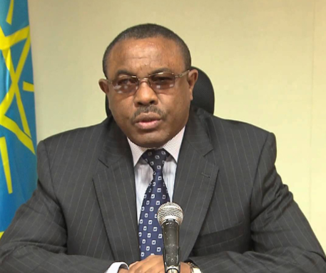 Prime Minister of Ethiopia, Hailemariam Desalegn, has also resigned