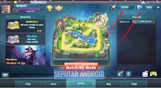 cara, Cheat, Diamond, Mobile, Legends, Root, Tanpa, Root, Di, Android, PC, hp, ml, hack, tutorial,