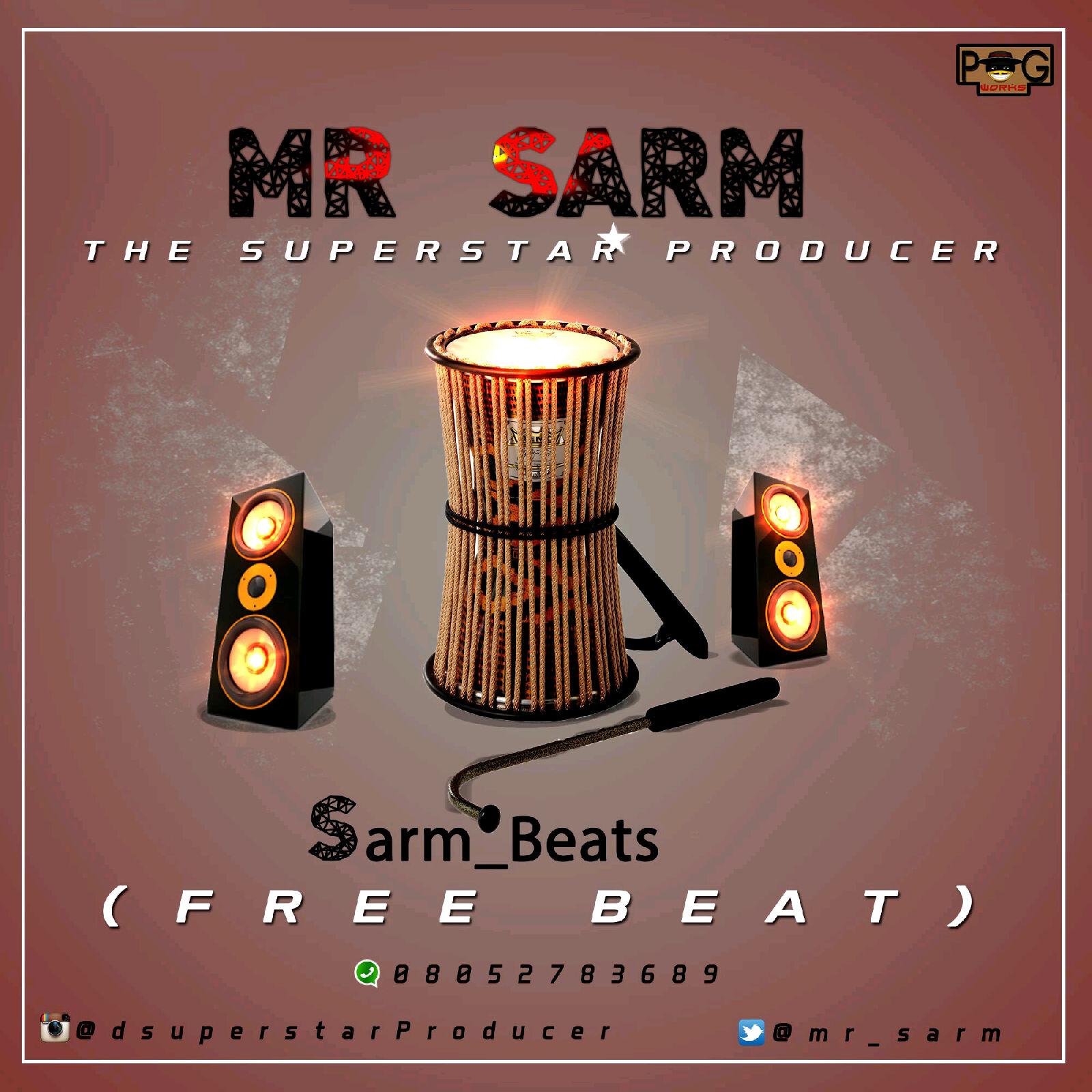FREE BEATS BY MRSARM: Free Beat: Small Doctor_Gbera