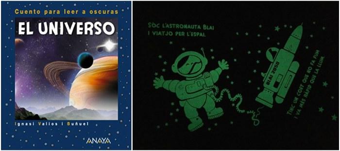 cuentos infantiles, libros conocimientos informativos universo leer oscueras ignasi valios