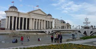 Museo Arqueológico de Macedonia.
