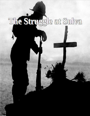 The Struggle at Suvla: Armies on the Gallipoli peninsula