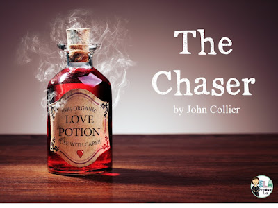 "the chaser john collier essay ""the chaser"" was written by john collier and were regularly published in leading  american magazines  we will write a custom essay sample on."