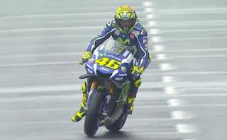 MotoGP Le Mans Prancis: Rossi Masih Bermasalah dengan Motornya