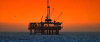 Offshore Oil Rig (Credit: oilprice.com) Click to Enlarge.