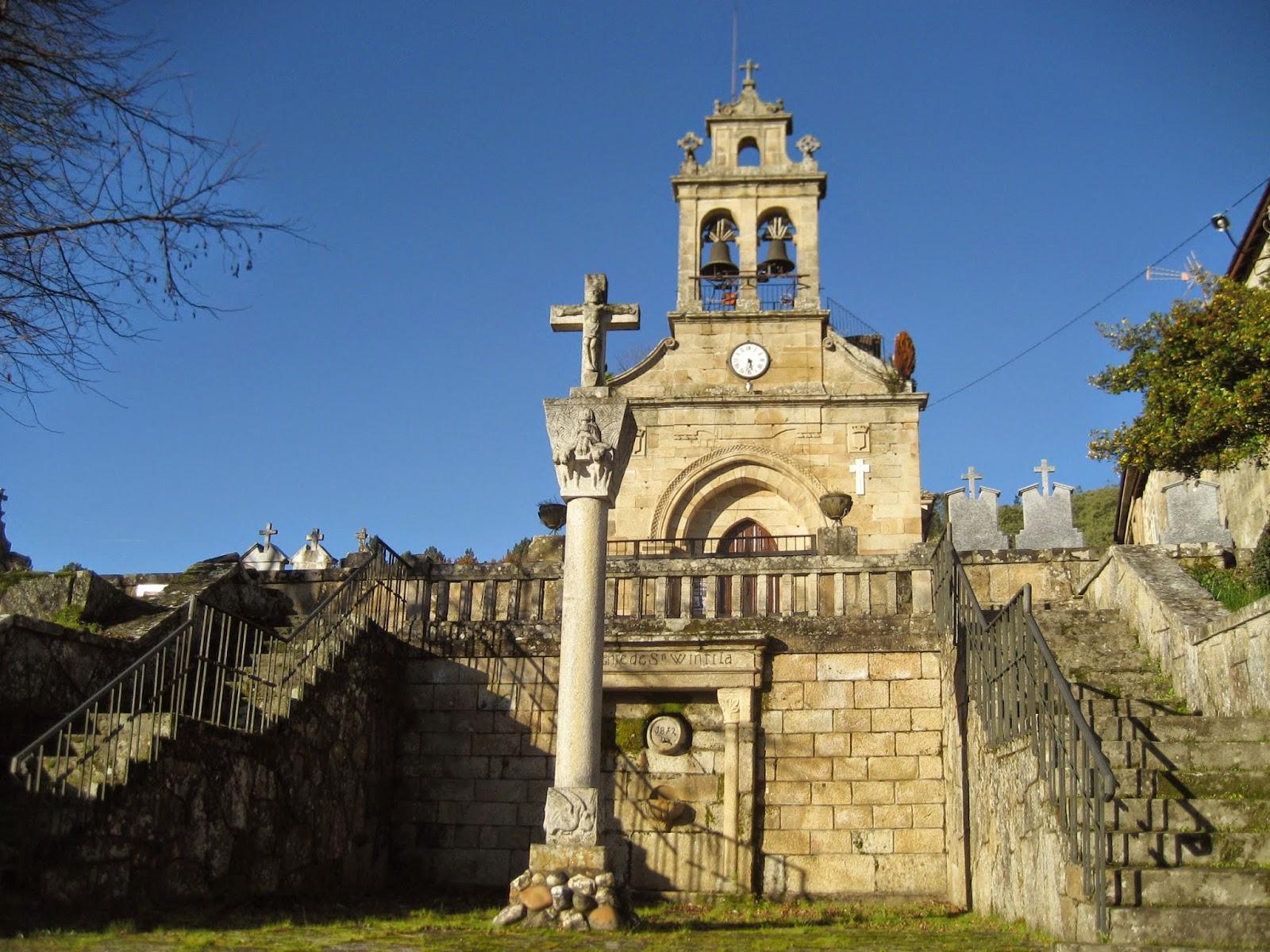 Iglesia de Santa María de Punxín