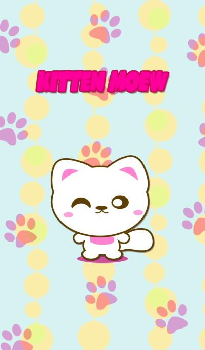 Kitten Moew