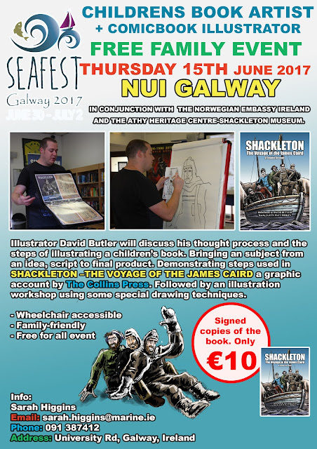 SEAFEST 2017 Galway Thursday 15th June