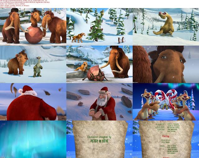 La Era del Hielo una Navidad Tamaño Mamut DVDRip Latino 1 Link