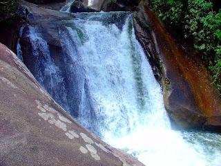 Cachoeira da Mãe, Sana