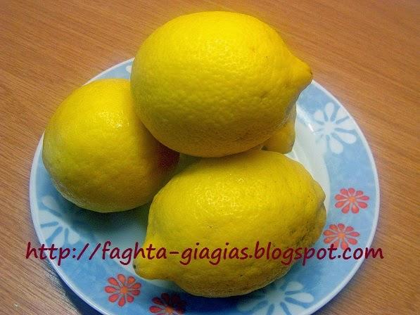 Τα φαγητά της γιαγιάς - Σπιτική λεμονάδα με ανθρακικό