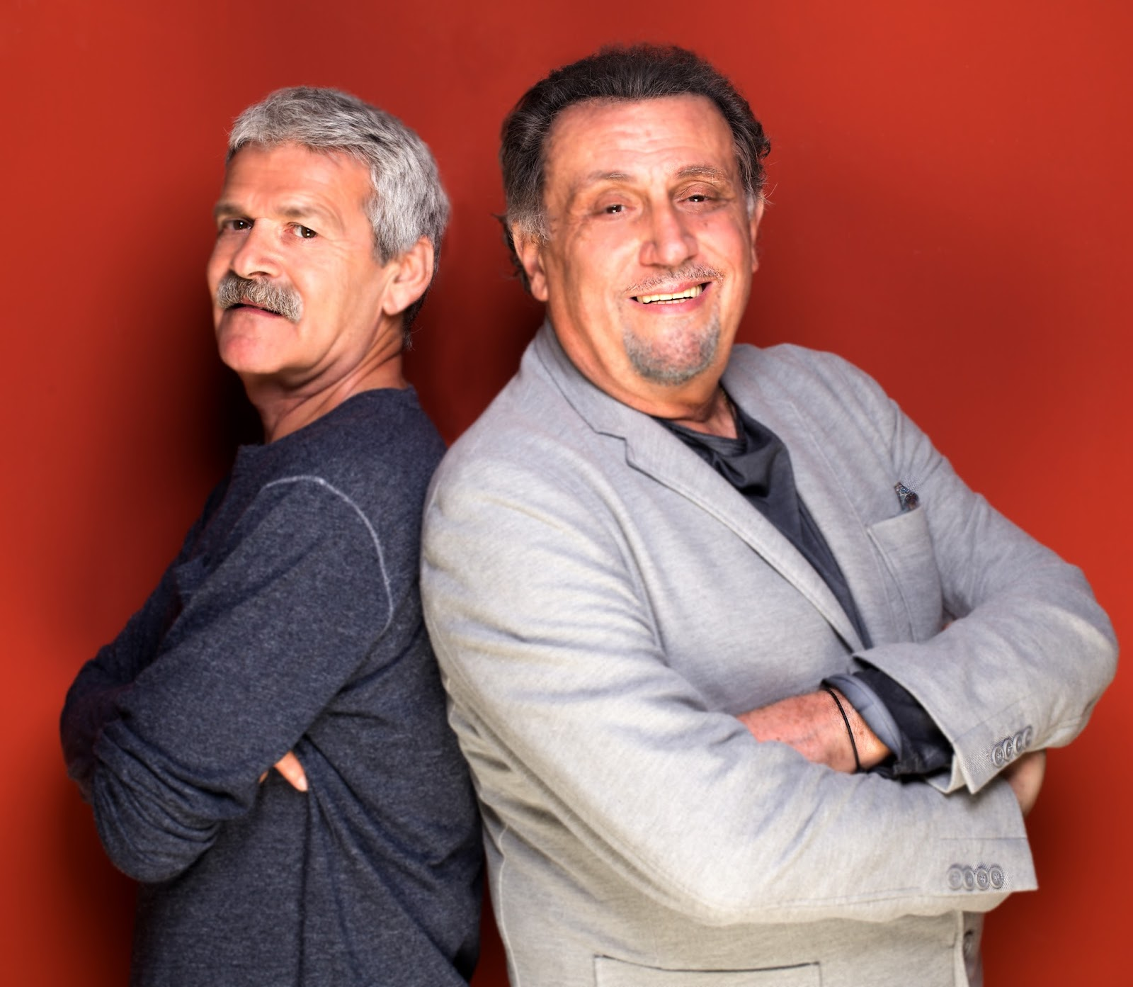 Gossip e Spettacolo - www.inciucio.it: ANDREA RONCATO e GIGI SAMMARCHI CI  DO... CHE CI DO... CHE CI DO...