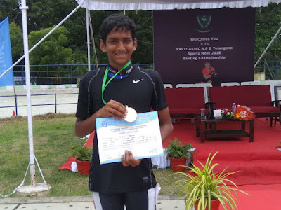 abhiram under 17 gold