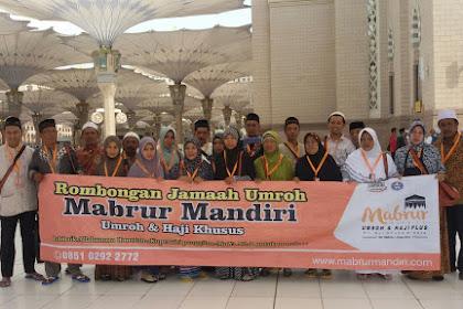 Umrah Ramadhan = Berhaji Bersama Rasulullah