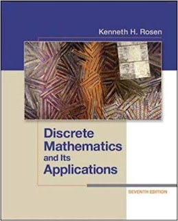 Discrete Mathematics and Its Applications by Kenneth H. Rosen PDF Book Download