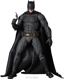 MAFEX Batman de Justice League