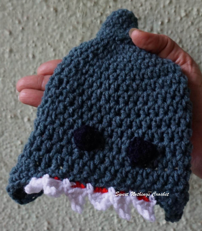 Sweet Nothings Crochet: PREEMIE CAPS 3 - MONSTAAH CAPS