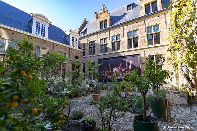 Jardín Casa Snyders & Rockox - Amberes, por El Guisante Verde Project