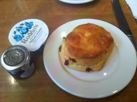 The Vyne National Trust Scone