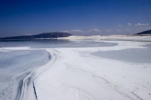 Yeşilova'daki Salda Gölü ile Mars Yeryüzü Arasındaki Benzerlik