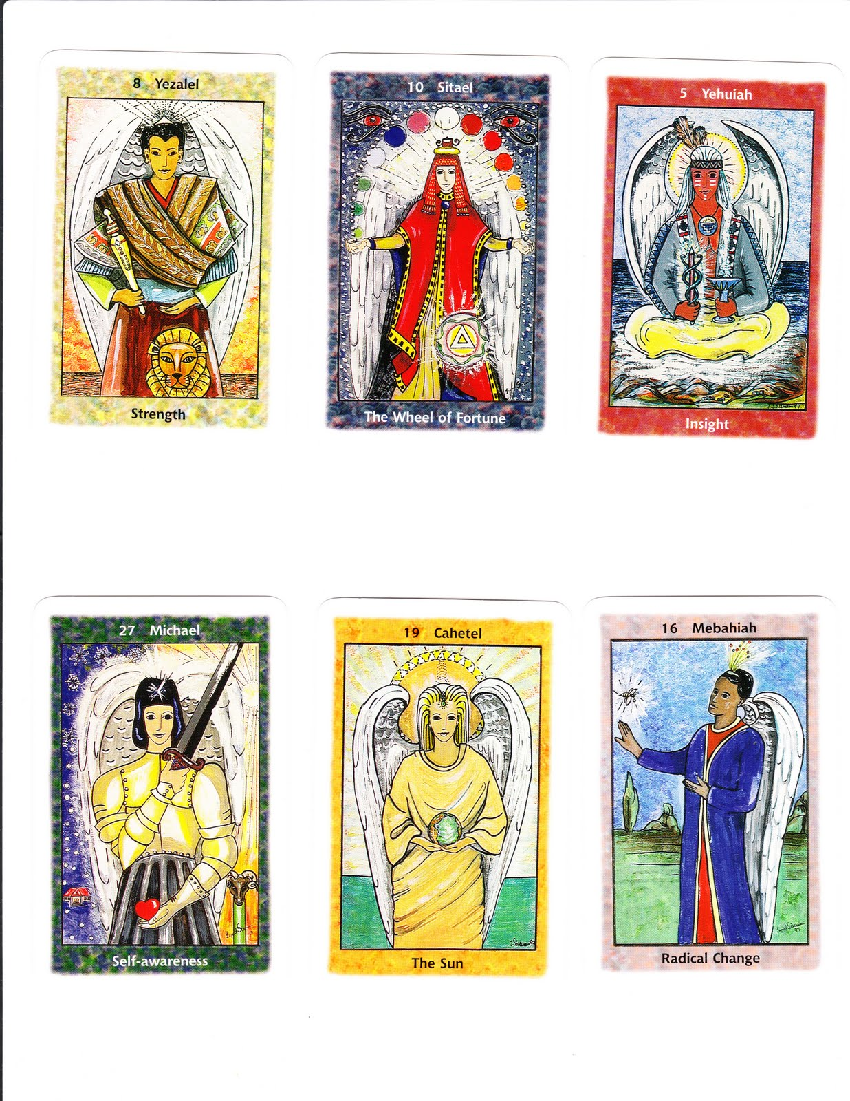 Playing Cards In Tarot Spreads