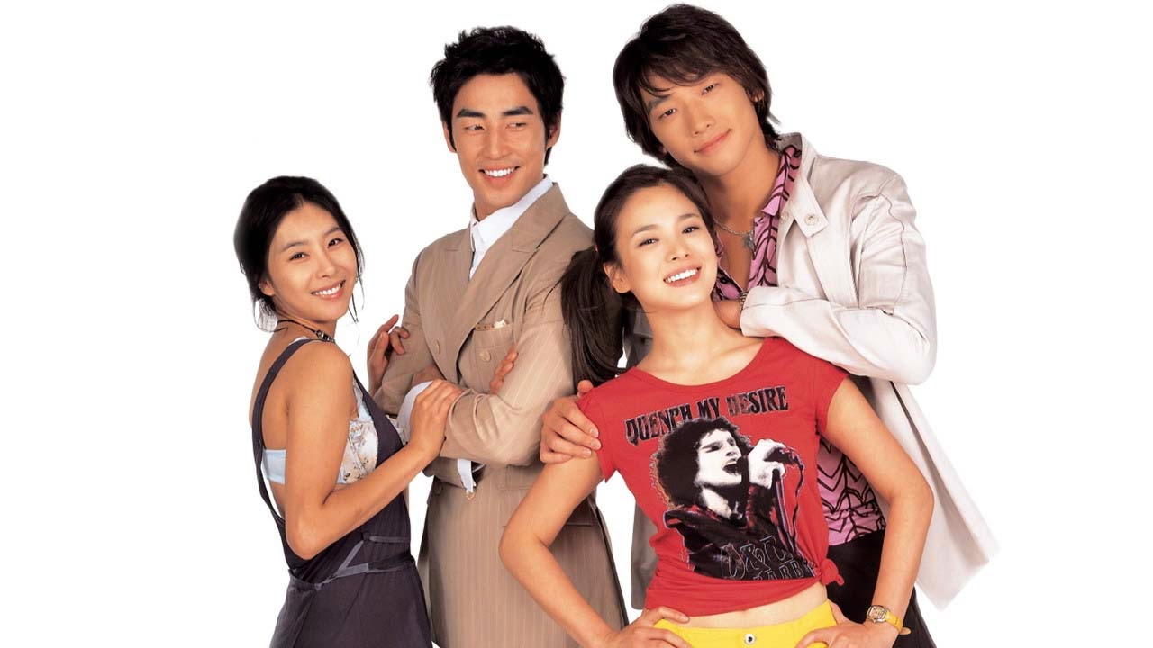 Full House Song Hye Gyo best kdrama 2003, korean drama withdrawal syndrome