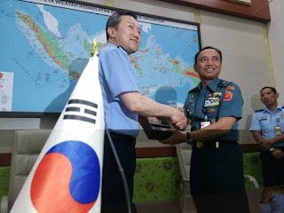 Delegasi Joint Staff College (JSC) Republik Korea