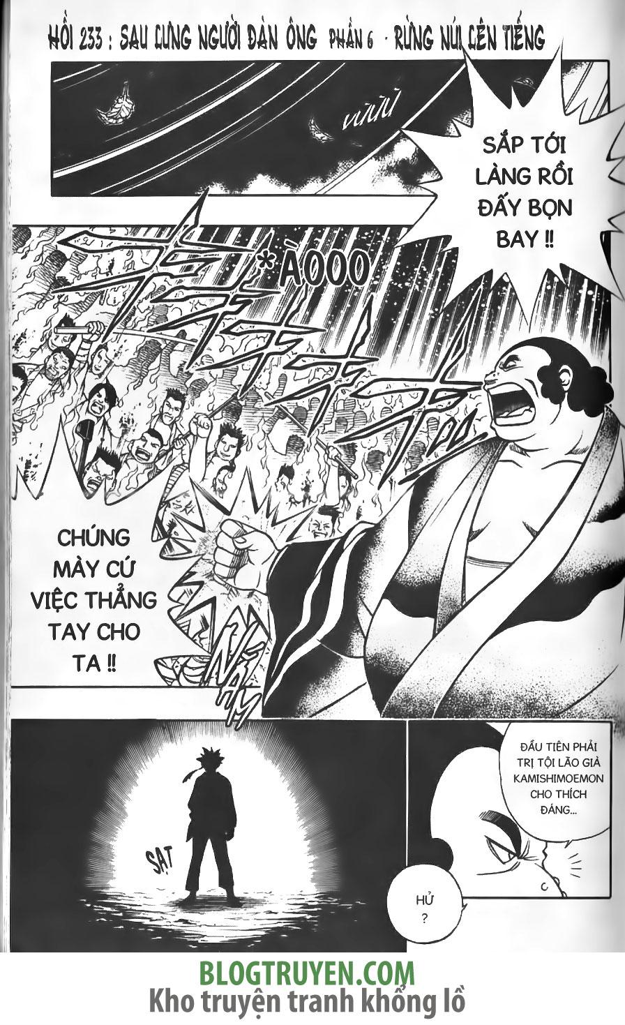Rurouni Kenshin chap 233 trang 3