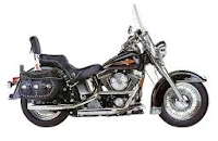 HARLEY DAVIDSON SOFTAIL HERITAGE SOFTAIL CLASSIC