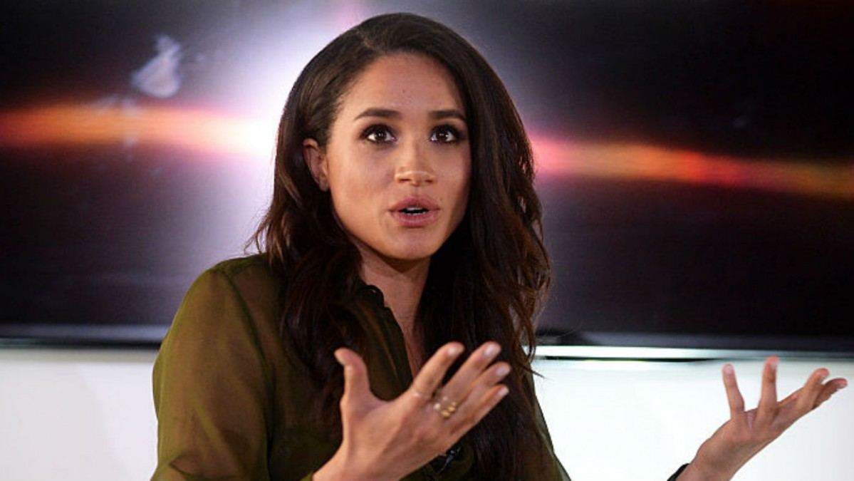 Meghan Markle Was the Target of a Racist' Chocolate Ad, and People ArePissed images