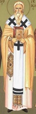 Άγιου Αθηνογένη επίσκοπου Πηδαχθόης