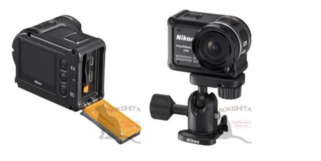 Nikon KeyMisson 170,圖片來源:擷取自 Nikon Rumors 網站