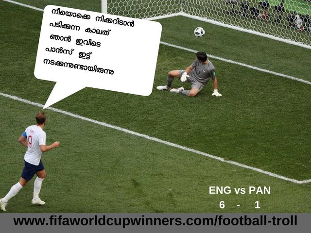 Troll football Malayalam-football troll