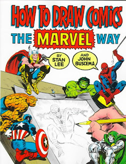 Drawing Comics the Marvel Way : John Buscema and Stan Lee Download Free Comics Book