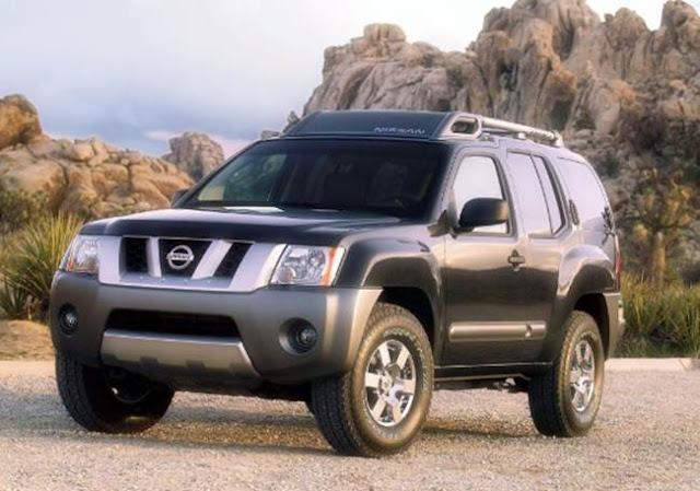 2018 Nissan Xterra Redesign