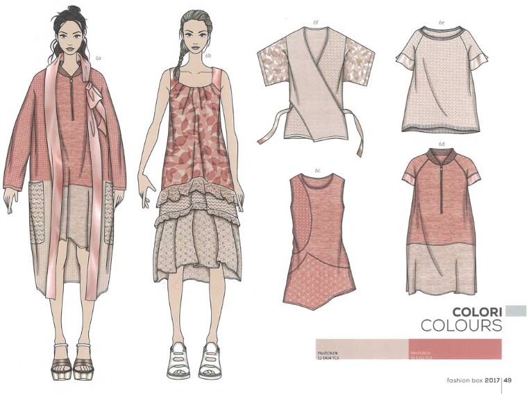 Fashion Vignette Trends Fashion Box Women S Knitwear Ss 2017