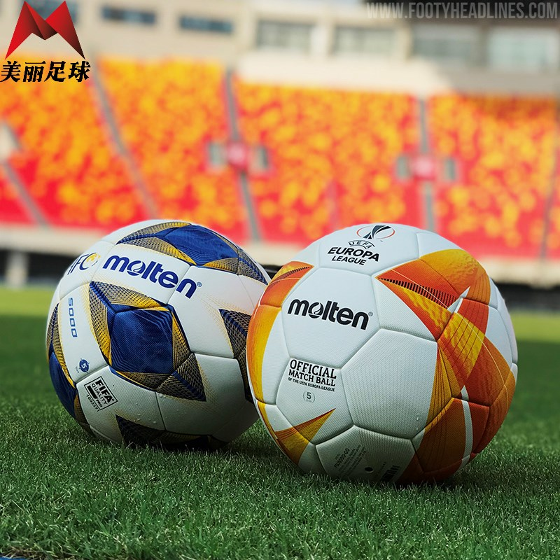 UEFA Europa League 20-21 Ball Released - Footy Headlines