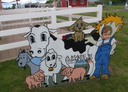 Adventures Down Under: A Maze'n Farmyard