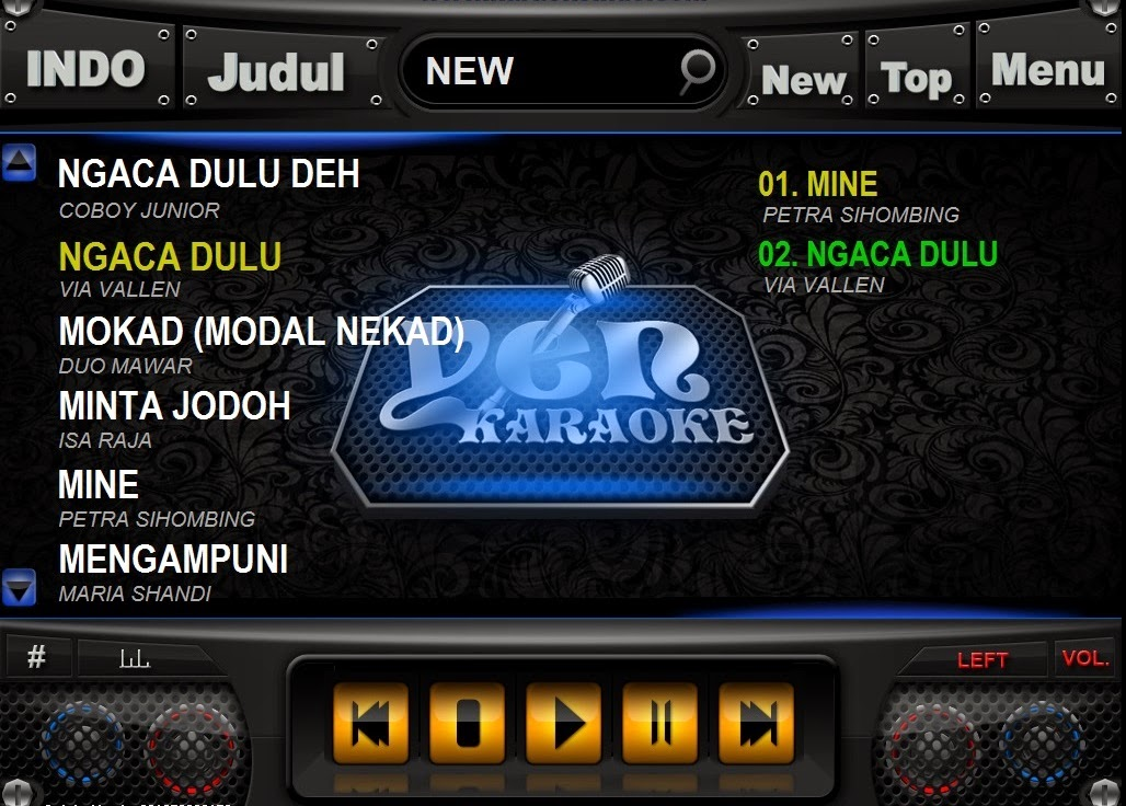 aplikasi karaoke untuk laptop gratis