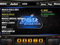 Aplikasi Karaoke Software