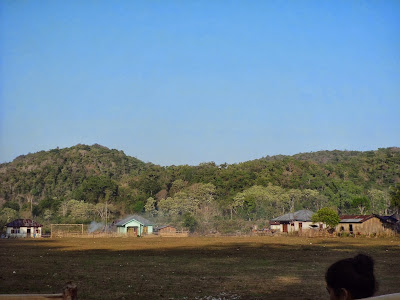Desa Nggalak Kecamatan Reok Barat Kabupaten Manggarai Provinsi NTT