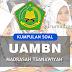 Soal Latihan UAMBN Madrasah Tsanawiyah Tahun Pelajaran 2017-2018