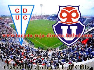 Clásico U Catolica vs U de Chile Supercopa 2016