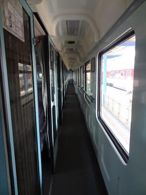Trens na Eslováquia