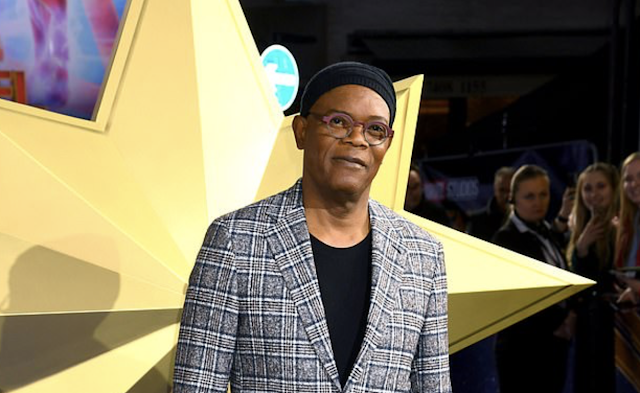 Samuel L. Jackson says he doesn't 'give a f***' if Trump supporters don't see his movies because he has already 'cashed that check'