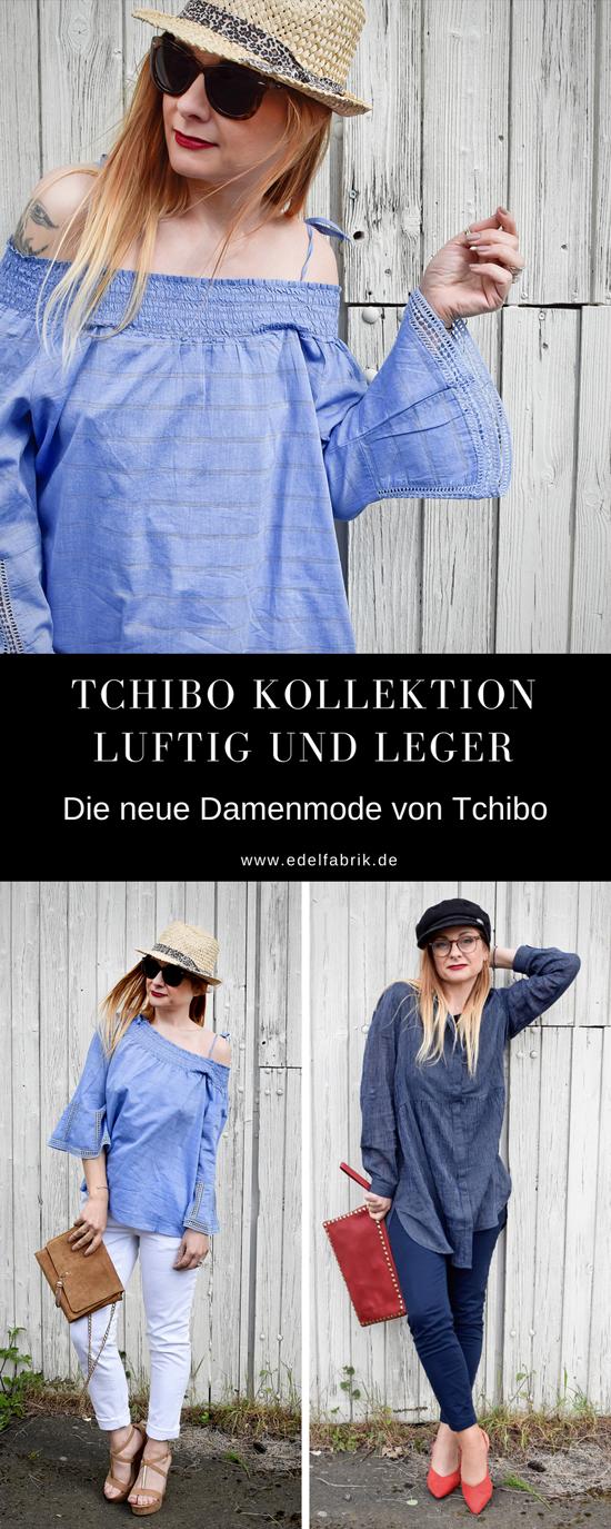 tchibo luftig und leger damen kollektion themenwelt mit sommerlicher mode f r frauen werbung. Black Bedroom Furniture Sets. Home Design Ideas