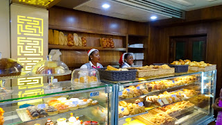 The most famous bakery and restaurant in the Republic of Congo