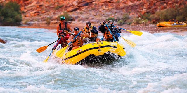 TOURISM-WATER RAFTING IN RISHIKESH , UTTRAKHAND TOURISM-RISHIKESH TOURISM