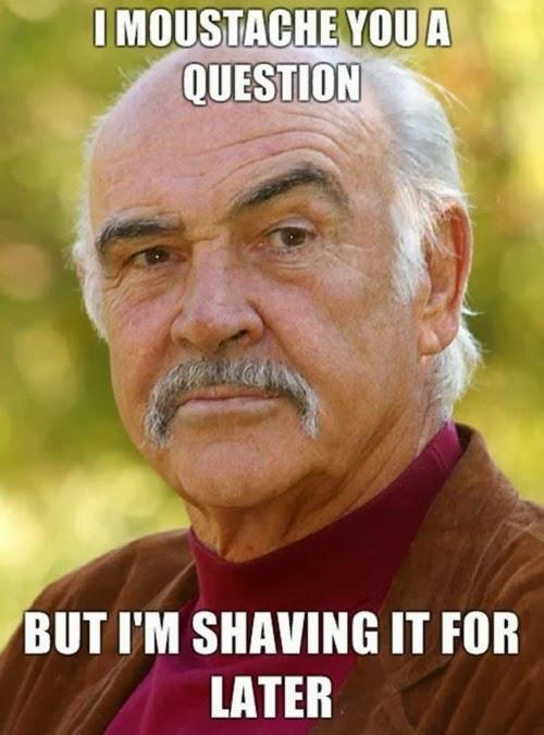Funny Memes For Old : Movember mustache jokes funny joke pictures
